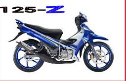 Gambar Yamaha 125z