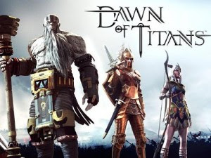 Dawn of Titans MOD Unlimited Money v1.14.2 Apk+Data(OBB) Terbaru