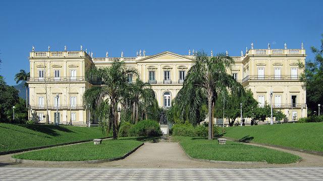 Image Attribute: Palácio de São Cristóvão / Source: Wikipedia