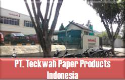 Lowongan Kerja Batam Teckwah Paper Products Indonesia