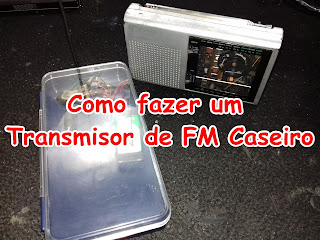 transmissor de fm