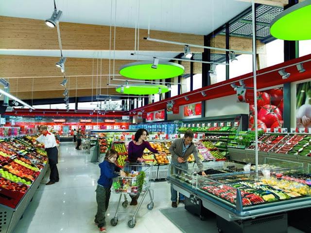 Principais supermercados em Berlim