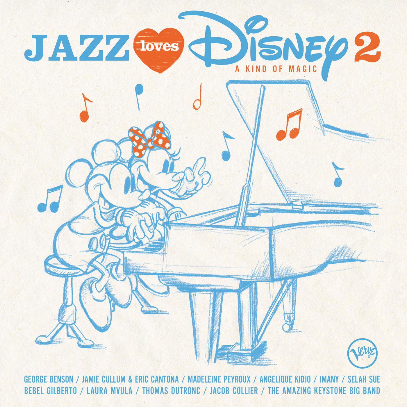 Various Artists - Jazz Loves Disney 2 - A Kind of Magic