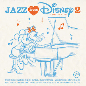 Various Artists - Jazz Loves Disney 2 - A Kind of Magic Cover