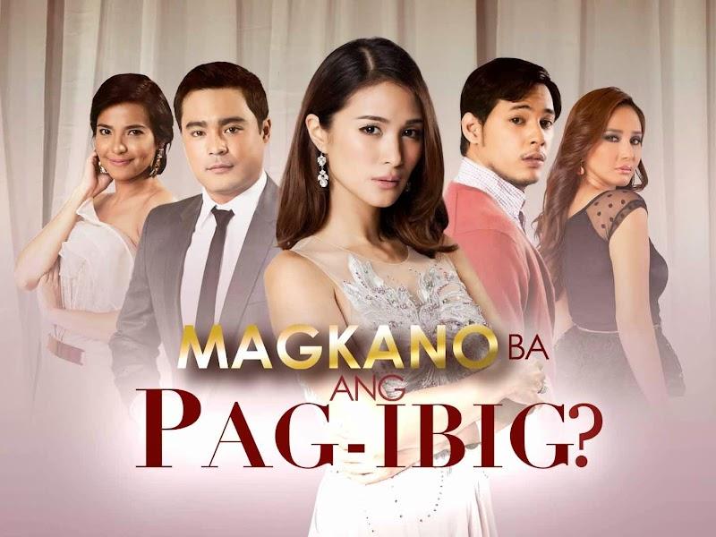 Telenovela Magkano Ba Ang Pag - Ibig  di TV3