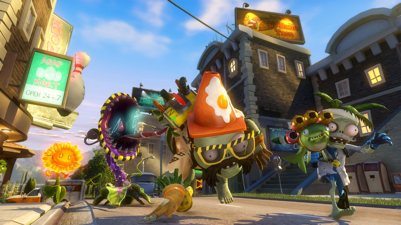 Plants Vs Zombies Garden Warfare 2 Pc Game Fully Full Version Games For Pc Download