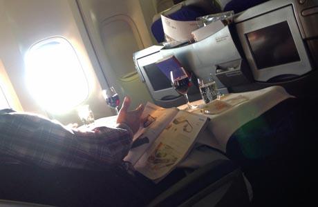 Business Class, Lufthansa, clase ejecutiva