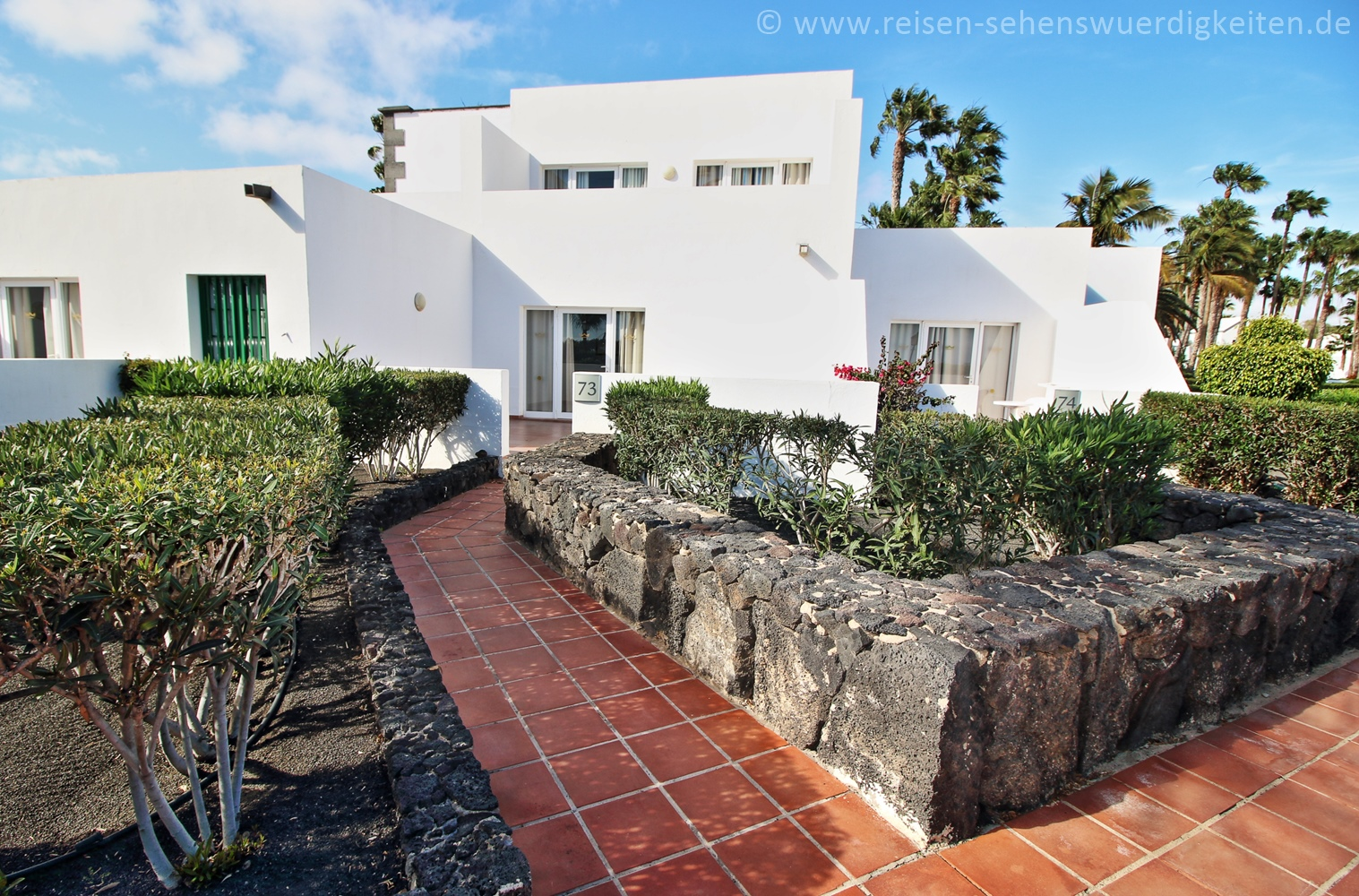 Apartementhaus - Riu Paraiso Lanzarote Resort