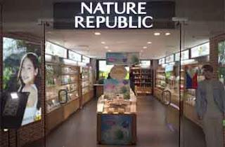 Lowongan Kerja Beauty Advisor (BA) Nature Republic Jakarta
