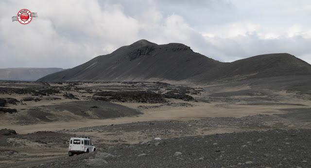 Excursión a Askja