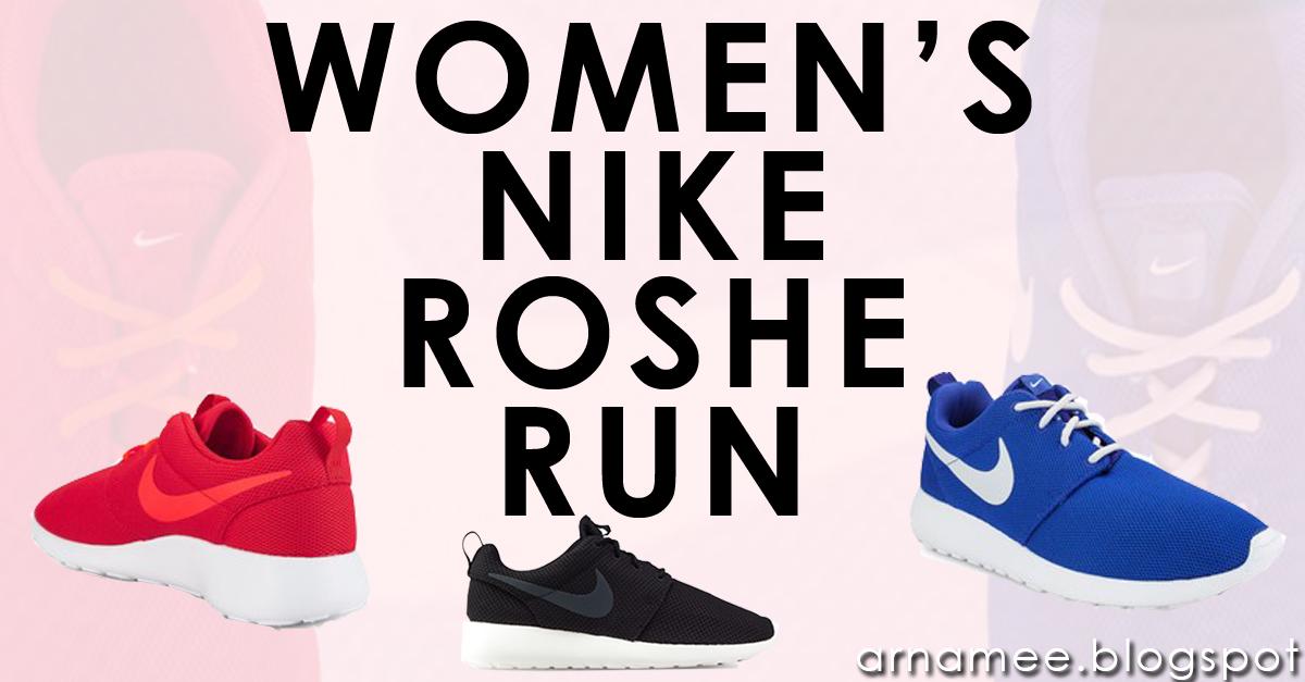 cd47273d1193 spain roshe run galaxy black e8106 3fb0f  reduced kasut ialah keperluan.  namun untuk wanita yang mungkin bosan atau tidak mahu memakai kasut