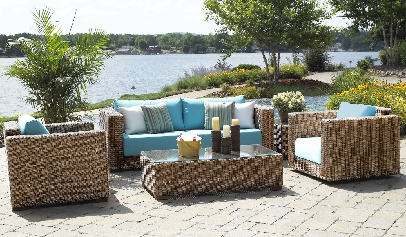 Consejos para cuidar muebles de mimbre revista tendenciadeco - Muebles de mimbre para jardin ...