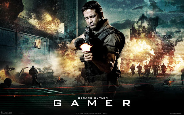 Gamer fond ecran film