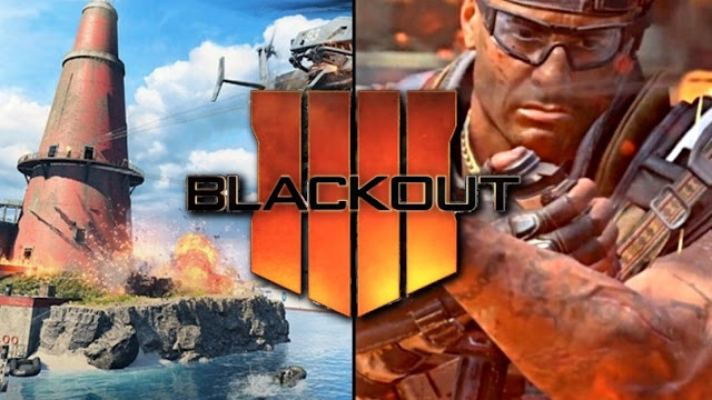 هذا هو الشكل النهائي لخريطة طور Blackout داخل لعبة Call of Duty : Black Ops 4 ، شاهد من هنا ..