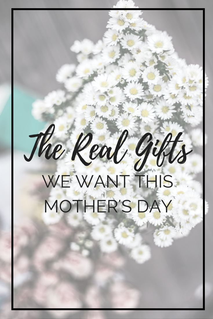 Mother's Day is fast approaching here in the UK and I've been asking other mummy bloggers what they would like if money were no object and super powers were real.