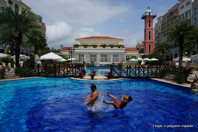Resort de luxo Il Campanario Villagio em Jurerê Internacional