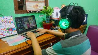 Headset Nuke 7 Jadikan Gaming Lebih Seru