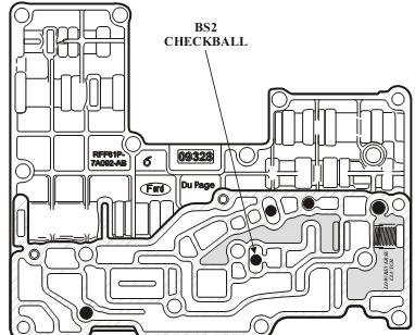 Dodge Dakota Overdrive Transmission Diagram