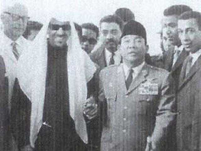 Mewahnya King Salman, Kenangan Soekarno dan Masa Depan Indonesia
