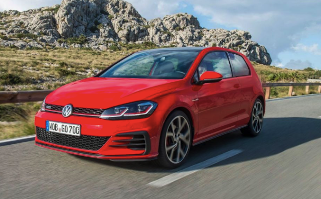 2017 Volkswagen Golf Alltrack Review