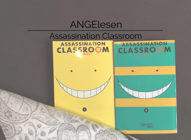 Review zum Manga Assassination Classroom