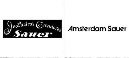 e96d099bfe6 Isto aconteceu quando a joalheria mudou de nome  de SAUER para AMSTERDAM  SAUER.