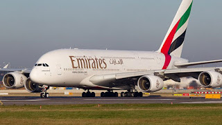 اعلان شركة اماراتيه عن وظائف طيران