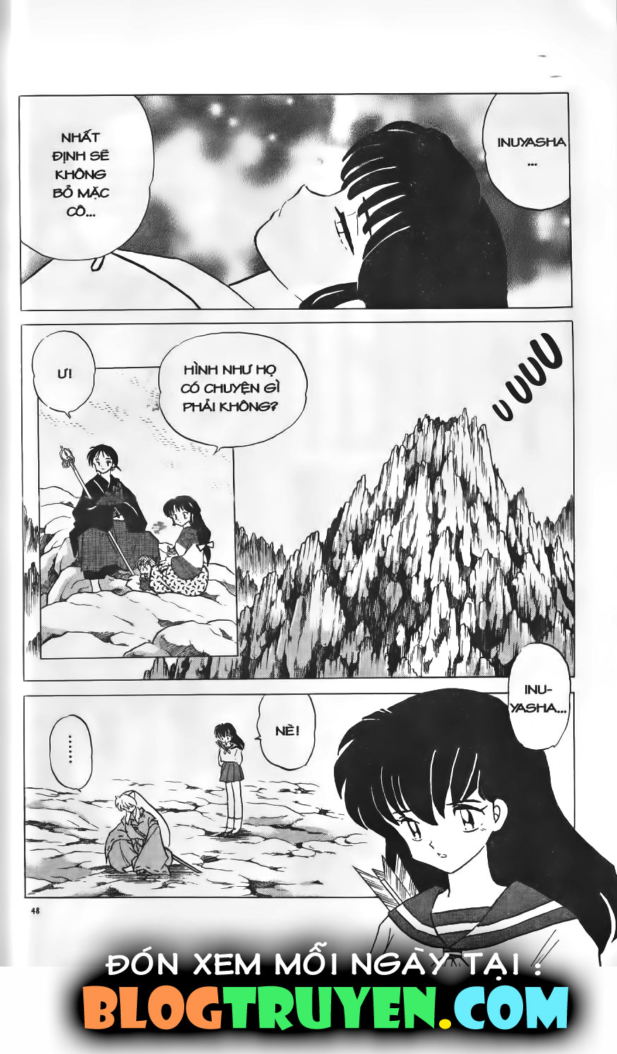 Inuyasha vol 13.3 trang 9