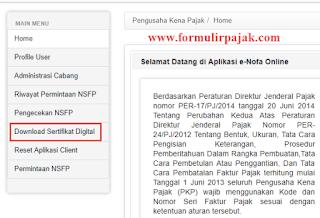 Cara Download dan Install sertifikat Elektronik