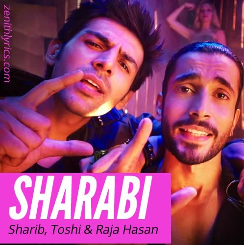 Sharabi from Pyaar Ka Punchnama 2