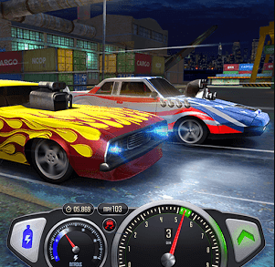 Top Speed: Drag & Fast Racing - VER. 1.32.1 Unlimited (Gold - Money) OD APK