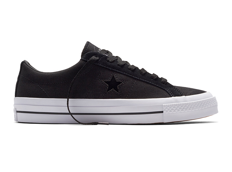 Converse Cons One Star Shield Canvas