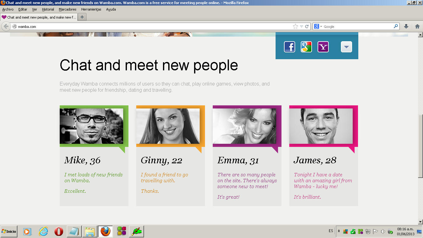 Find hidden profiles on dating sites