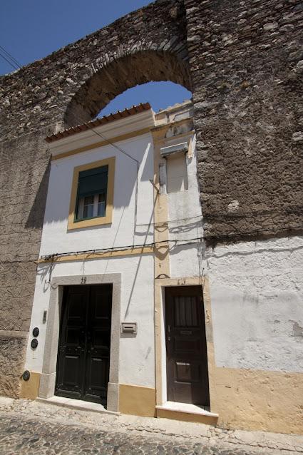 Aqueducto da Agua de Prata-Evora