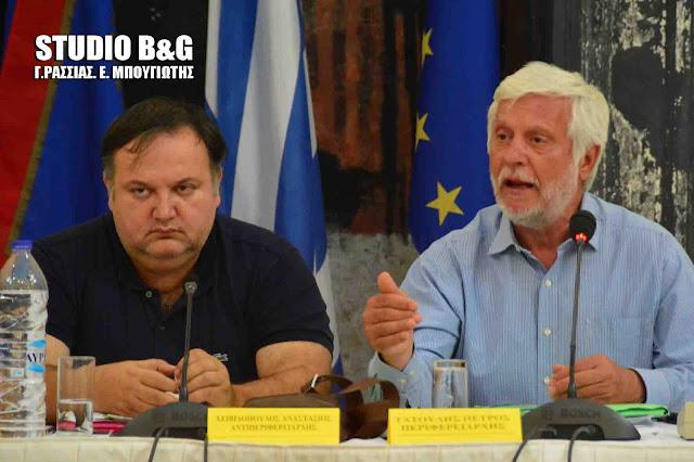 Περιφερειάρχης Πελοποννήσου: Θα προσφύγουμε στο ΣΤΕ αν δεν ανακληθούν οι δασικοί χάρτες