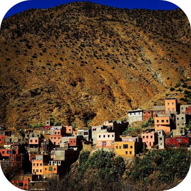 Long Weekend in Marrakech - Sidewalk Safari - Berber Village