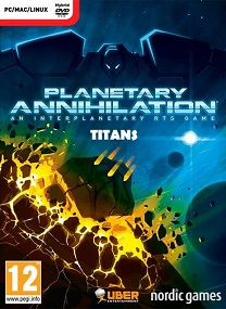 Planetary Annihilation TITANS-CODEX