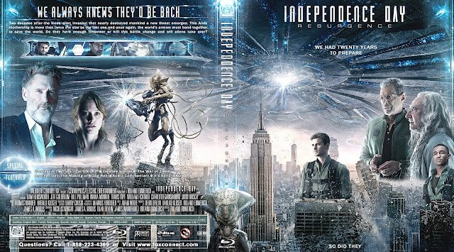 Capa Bluray Independence Day Resurgence