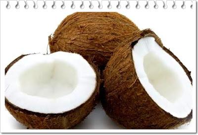 manfaat buah kelapa untuk kesehatan tubuh manusia