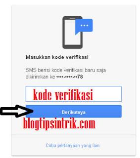 Cara reset password sandi gmail yang lupa dengan nomor Hp