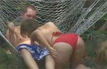 Casal pegos no flagra fazendo sexo