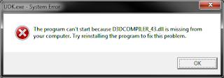 d3dcompiler_43.dll - error