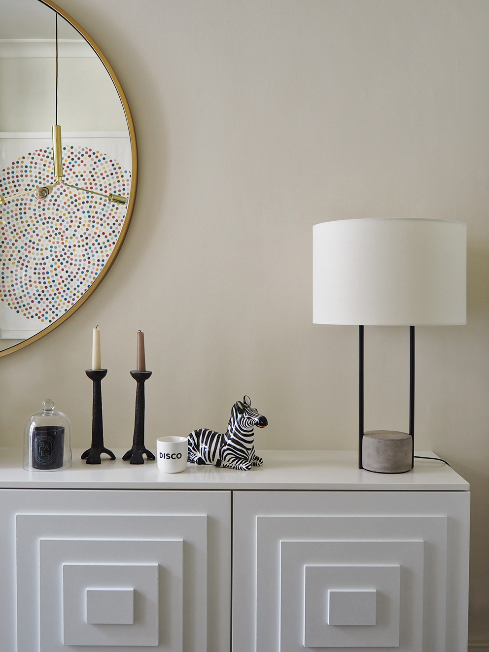 Dream Living Dining Room Reveal With West Elm