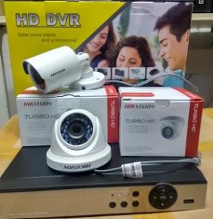 Pasang CCTV Cililitan