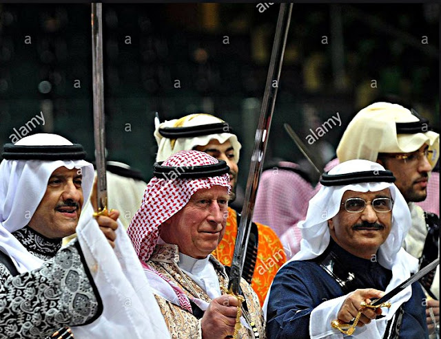 "Prince Charles blames Saudi atrocities in Mideast etc. on ""European populists like the Nazis"""