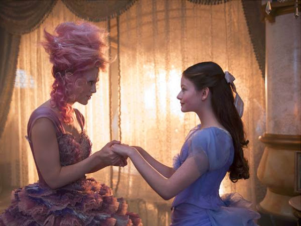 Disney's THE NUTCRACKER AND THE FOUR REALMS - New Trailer Now Available! #DisneysNutcracker