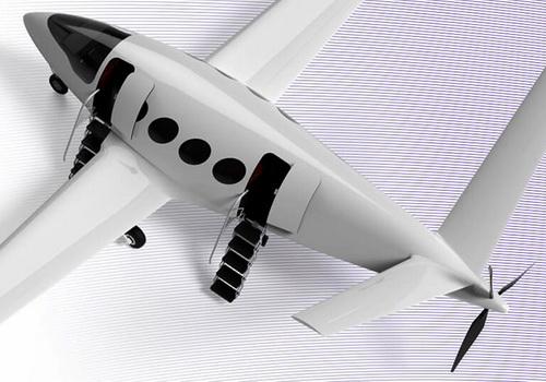 Tinuku.com Eviation showcased Alice all-electric aircraft at Paris Air Show