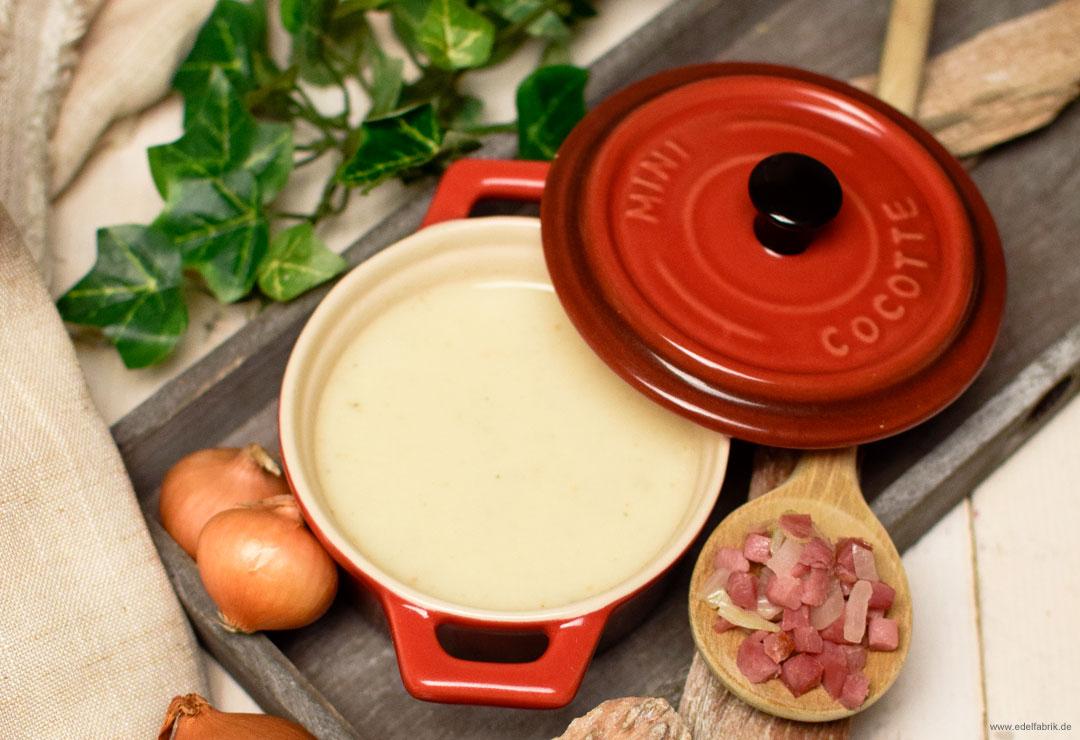 Rezept für eine leckere Blumenkohl Suppe