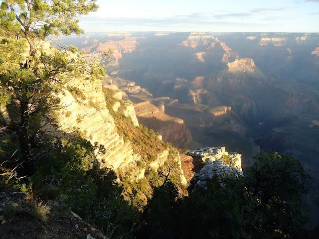 Mountain, Trekking, Grand Canyon