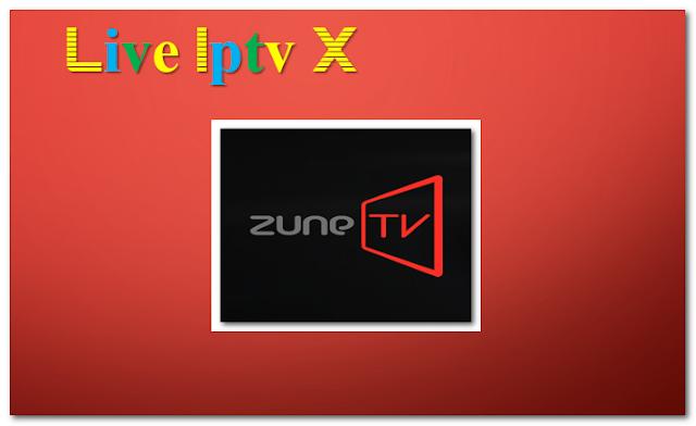 TvZuneSW tv show addon